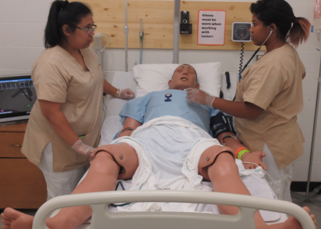 Simulation Lab at PACC Career Centre